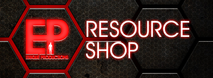 Essqué Productions Resource Shop - CubeCart